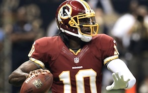 8 Reasons To Marry Redskins QB Robert GriffinIII