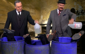 The Colbert Report Creates The Downton Abbey/Breaking Bad Crossover We AllWanted