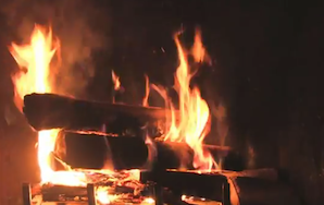 The Weird World Of The Best Youtube Fireplace Videos And Their Comments