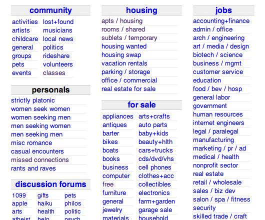 The 5 Job Postings To Avoid On Craigslist