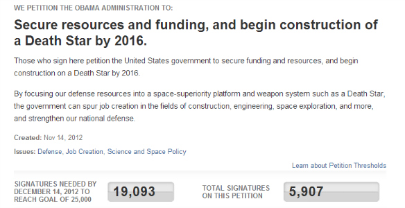 Secure resources and funding