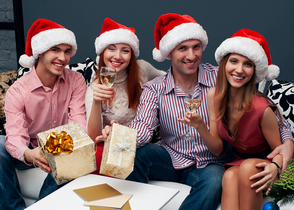 19 Signs You're Addicted To Christmas