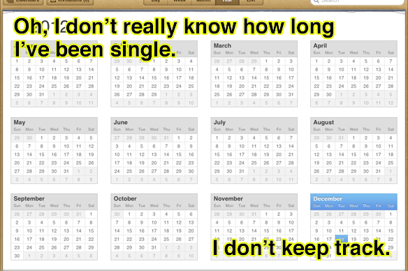 30 Things Single People Never Say
