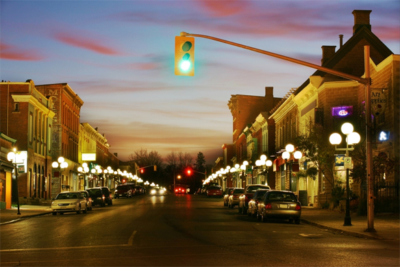 In Defense Of Small Towns