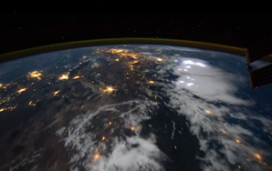 Gazing At Spaceship Earth