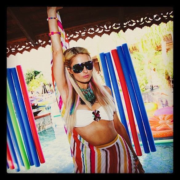 Source: Paris Hilton Instagram