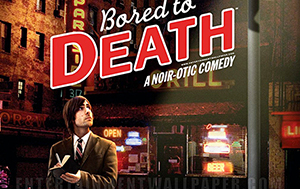 There. Is. Going. To. Be. A. 'Bored To Death.' Movie!