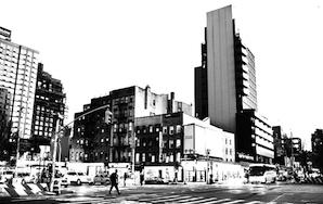 Living in Manhattan in2013