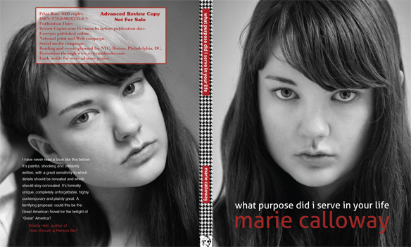 """Marie Calloway's Novel On Hold, Printer Refuses To Print """"Due To The Content"""""""