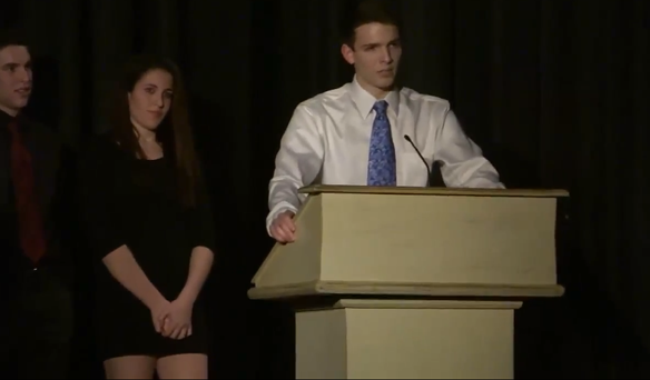 High School Senior's Coming Out Speech Is Moving And Thought-Provoking