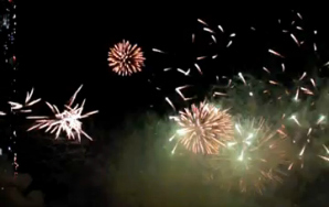 Here's Your Video Of Fireworks Exploding In Reverse