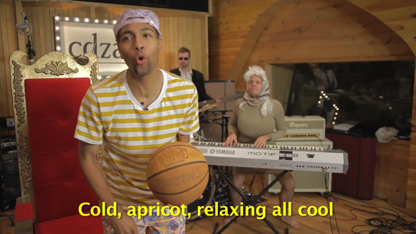 Watch This Hilarious Video Of 'Fresh Prince' Theme Song Google-Translated