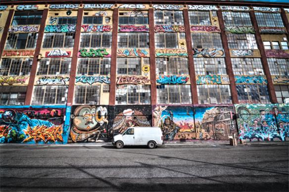 Graffiti Insert