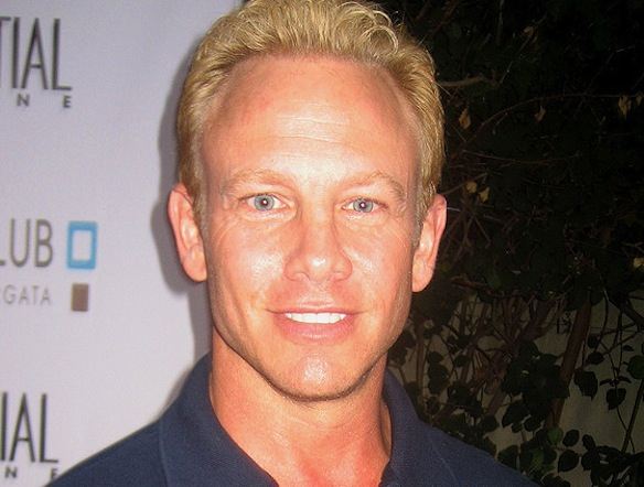 Ian Ziering, by Watchwithkristin