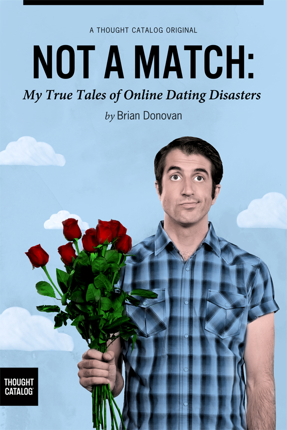 My New Dating Book, And The End Of My Online Secret Identity