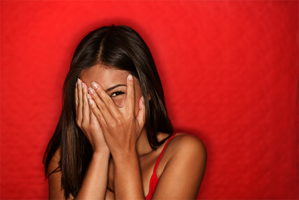 11 Ways To Act When You Run Into Your Ex