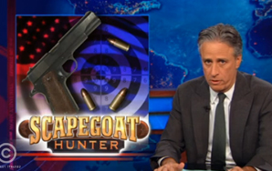 Jon Stewart Lays The Smackdown On Gun ControlOpponents