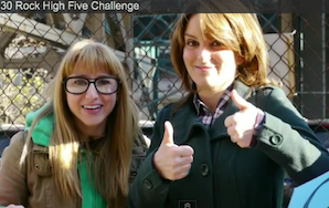 You Could Have Met The Cast Of '30 Rock' Just By Hanging Out Outside Their Set Apparently!