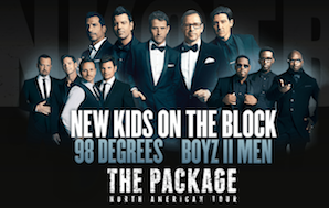 New Kids On The Block Are Going On Tour With Boyz II Men And 98 Degrees