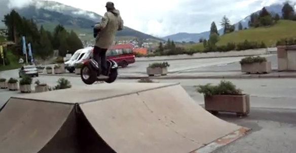 Watch These Hilarious Segway Fails