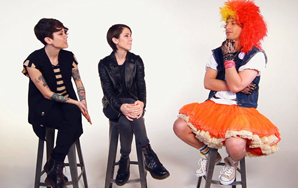 Watch Tegan And Sara Teach Andy Samberg How To Be A Heartthrob