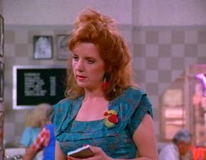 Lee Garlington as Claire in Seinfeld's pilot