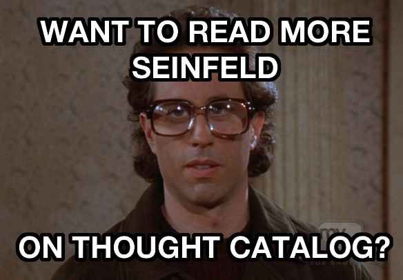 22 Little-Known Facts About 'Seinfeld'