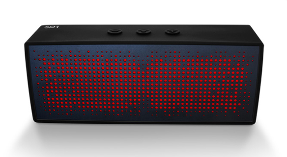 Here's A Personal Bluetooth Boombox That'll Fit In Your Pocket