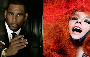R. Kelly And Björk To Perform Together In Once-In-A-Lifetime Pitchfork Fest 2013 JointSet