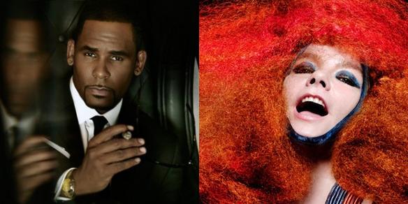 R. Kelly / Björk