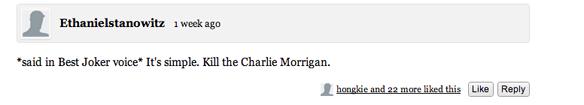 Please Stop Bullying Me, By Charlie Morrigan