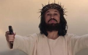 'SNL' Spoofs Quentin Tarantino With Hilarious Trailer For Jesus Revenge Fantasy Called 'Djesus Uncrossed'