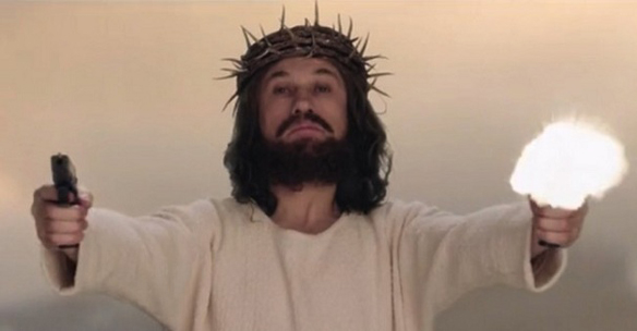 'SNL' Spoofs Quentin Tarantino With Trailer For Jesus Revenge Fantasy Called 'Djesus Uncrossed'