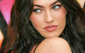 Megan Fox Meets Bigfoot