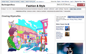 "25 Best Hipster Buzzwords In 'New York Times' ""Hipsturbia"" Piece"
