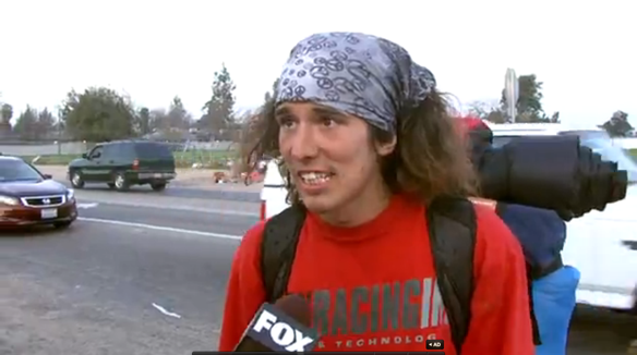 Watch Hilarious Video Of Man Telling Insane, Incoherent Story
