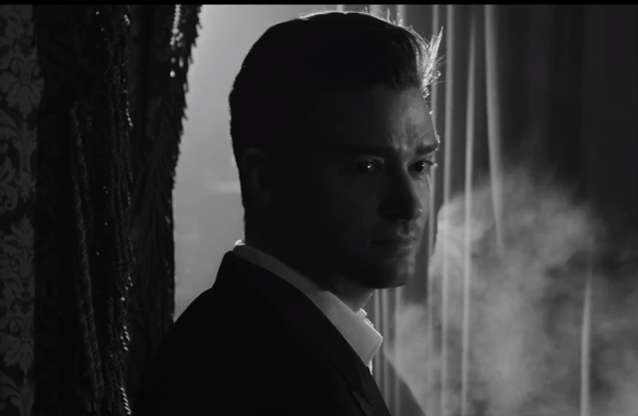 Justin Timberlake's Stylish New David Fincher-Directed Music Video Is Here