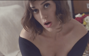 Here's Lizzy Caplan Starring In A Very Self-Aware Fashion Commercial