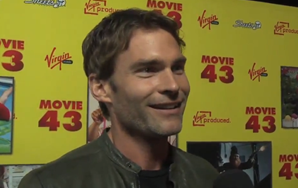Seann William Scott Is The Only Attendee At Premiere Of 'Movie 43'