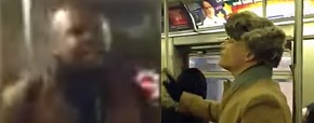 Gay Man Confronts Anti-Gay Preacher On Train And Passengers Applaud