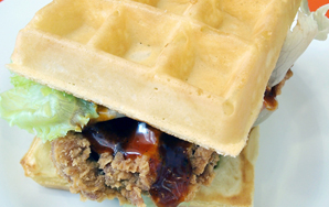 """Lay's Potato Chips Reaches Raging Bigot Demographic With New """"Chicken And Waffles""""Flavor"""
