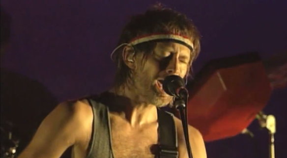 Rare Footage Of Thom Yorke And Flea's New Band Rocking Out In Japan