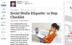 Navigating New Relationships Via SocialMedia