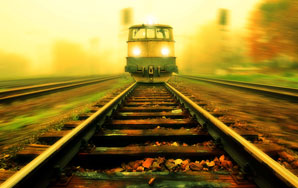 Tales From A Train Traveling AcrossAmerica