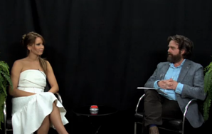 """Zach Galifianakis's Hilarious """"Between Two Ferns"""" Show Is Back With Jennifer Lawrence AndMore"""