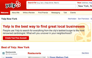 Yelper Gets Book Deal After Writing Riveting RestaurantReview