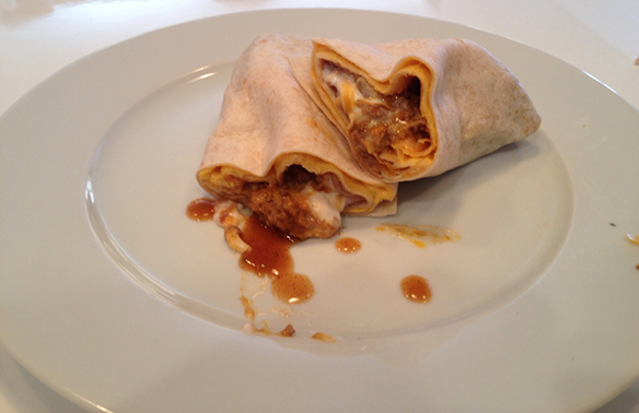 Taco Bell Burrito As Fleshlight: An Inquiry