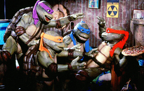 The Actors Playing The New Teenage Mutant Ninja Turtles Are Stupid Nerds