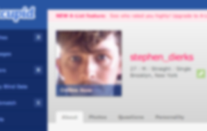 OkCupid Is Riddled With Psychos, And I'm One OfThem