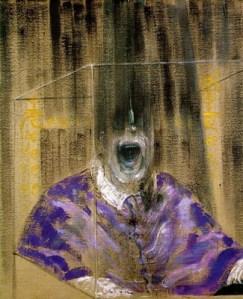 Head VI (1948), Francis Bacon